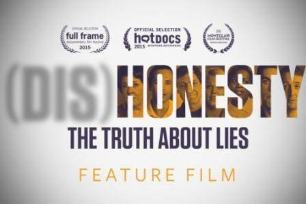 Dishonesty Film Poster